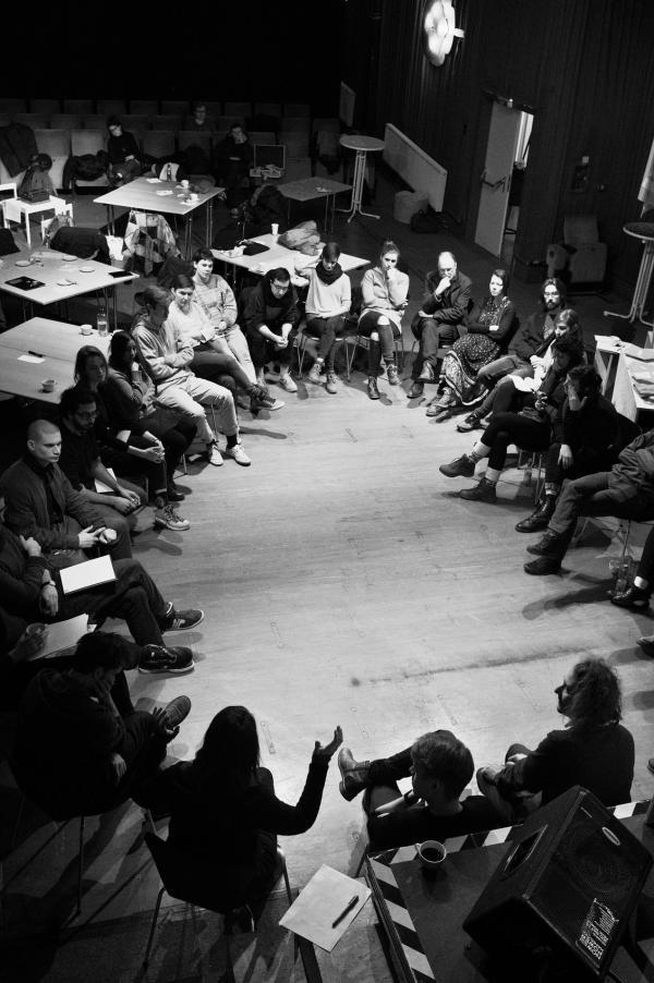 FreaksCon 2019 | Institut für Theatrale Zukunftsforschung